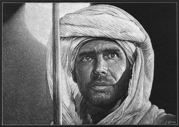 Harrison Ford par vanKristen